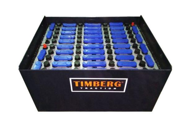 Timberg Traction - тяговые батареи для спецтехники